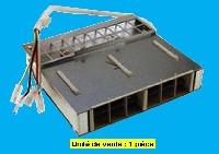 Miniature RÉSISTANCE SÈCHE-LINGE AP 04/09 7095 459 1050+1050W