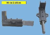 Miniature CHARBON LAVE-LINGE MOTEUR x2