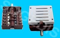 Miniature COMMUTATEUR CUISINIÈRE 4+0 BC5-11 46.25266.513 4625266513