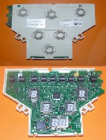 Miniature PLATINE Plaque COMMANDE 75.13096.904