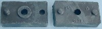 Miniature AMORTISSEUR Lave-Linge INT/EXT