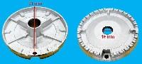 Miniature TETE CUISINIÈRE BRULEUR RAPIDE SABAF