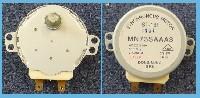 Miniature MOTEUR MICRO ONDE PLATEAU SM16F